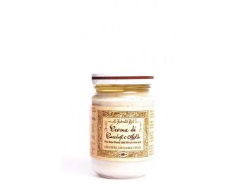 Crème d'artichauts à l'ail