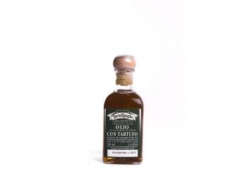 Spécialité à base d'huile d'olive et truffe noire