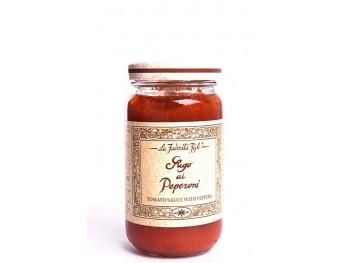 """Sauce tomate aux poivrons """" La Favorita"""""""