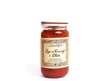 """Sauce tomate aux artichauts et aux olives """"La Favorita"""""""
