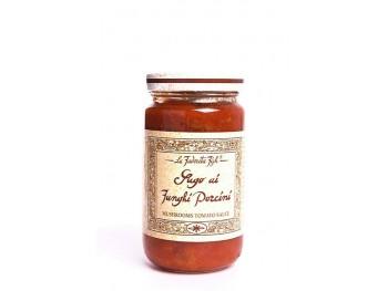 """Sauce tomate aux cèpes """"La Favorita"""""""