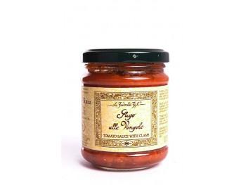 "Sauce tomate au vongole "" La Favorita """
