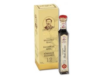 Condiment balsamique 12 ans d'âge ACETAIA REALE by LEONARDI