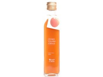 Vinaigre à la pulpe d'abricot - Libeluile -