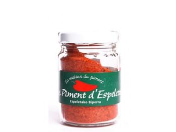 """Piment d'Espelette AOC grand pôt """" Maison du Piment"""""""