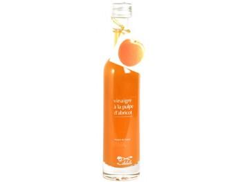 Petit vinaigre à la pulpe d'abricot - Libeluile -