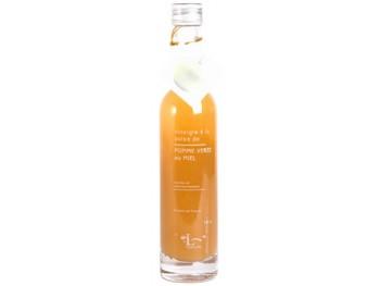 Petit vinaigre pulpe de pomme verte et au miel - Libeluile -