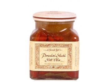 Tomates séchées à l'huile d'olive X