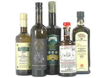 ITALIE DES HUILES D'OLIVE coffret cadeau gourmand