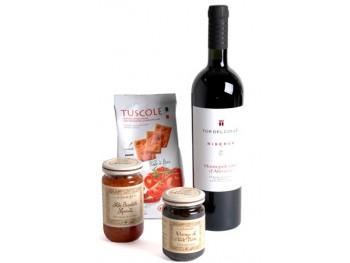 ITALIAN APERITIVO coffret cadeau gourmand