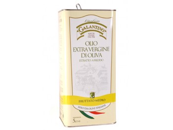Huile d'olive Galantino Pouilles Fruité Médium