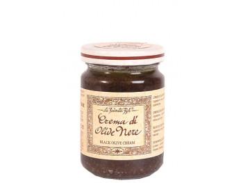 Crème d'olive noire