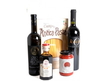 SAVOUREUSE ITALIE coffret cadeau italien