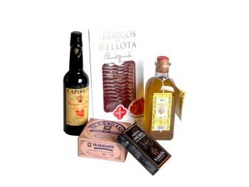 IBERICO and CO - coffret saveurs ibériques