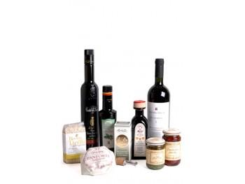 100 % ITALIE - Coffret cadeau gourmand