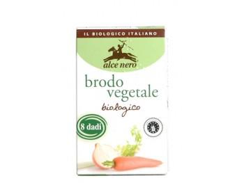 Bouillon végétal biologique - Alce Nero