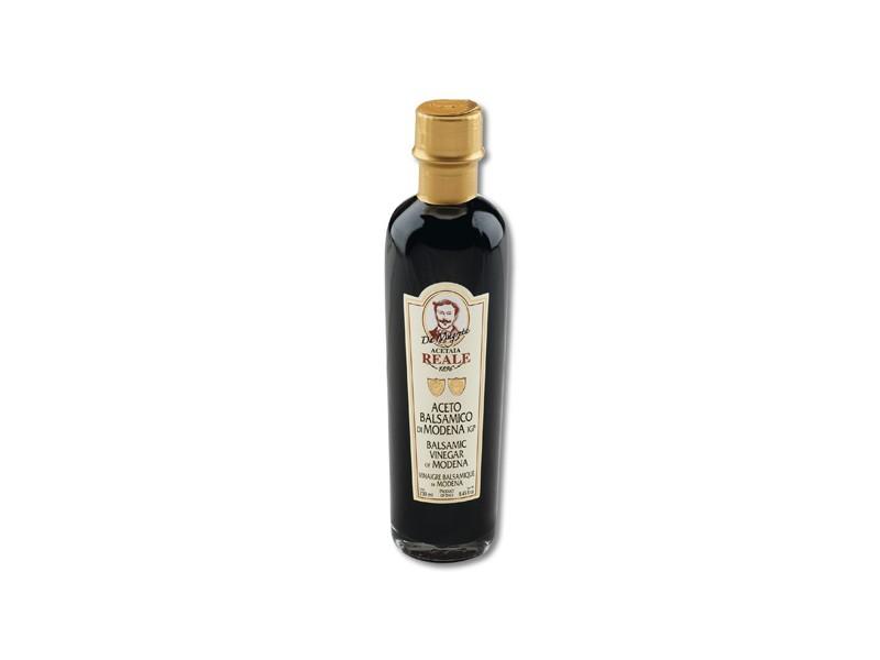 Vinaigre balsamique de mod ne balsamique 4 ans l onardi acetaia reale - Vinaigre blanc composition ...