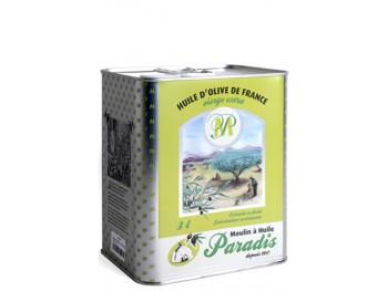 Moulin Paradis - Huile d'olive fruité noir 3L