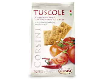 Tuscole à la tomate et au piment - Corsini