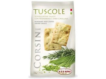 Tuscole au romarin et la ciboulette - Corsini