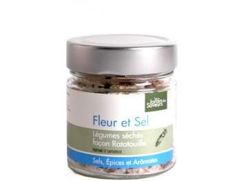 Fleur de sel façon Ratatouille
