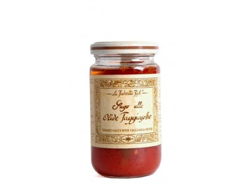 Sauce tomate aux olives taggiasca