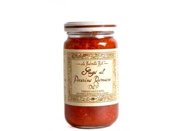 Sauce tomate au Pecorino Romano DOP