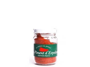 """Piment d'Espelette AOC petit pôt """"Maison du Piment """""""