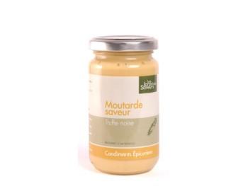 Moutarde aromatisée aux herbes de provence