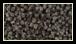 Fruits séchés du gattilier, très bel arbuste à fleurs mauves de la Méditerranée, le poivre des moines est aussi appelé « agnus-castus », « poivre sauvage » ou « petit poivre ».