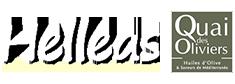 Huile d'olive et vinaigre balsamique par Helleas